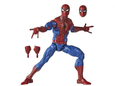 Hasbro Marvel Legends Spider-Man Retro Collection Spider-Man Action Figure